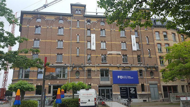 FOMU fotomuseum i Antwerpen